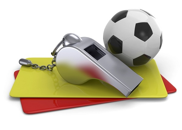 Football (Soccer) Referee
